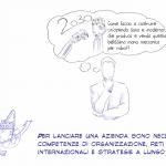 spin-off organizzazione internazionale